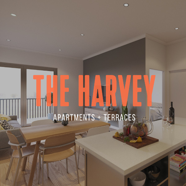 The Harvey Apartments